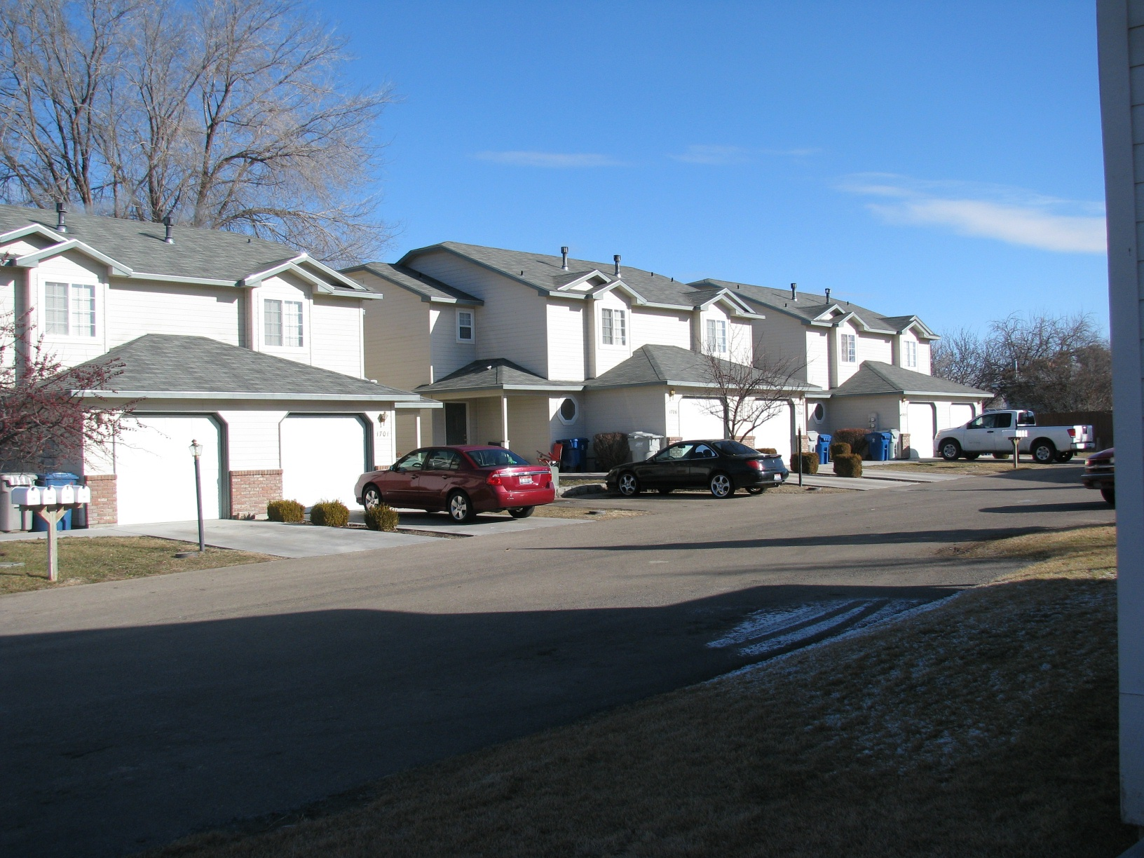 Townhouse-$625.00